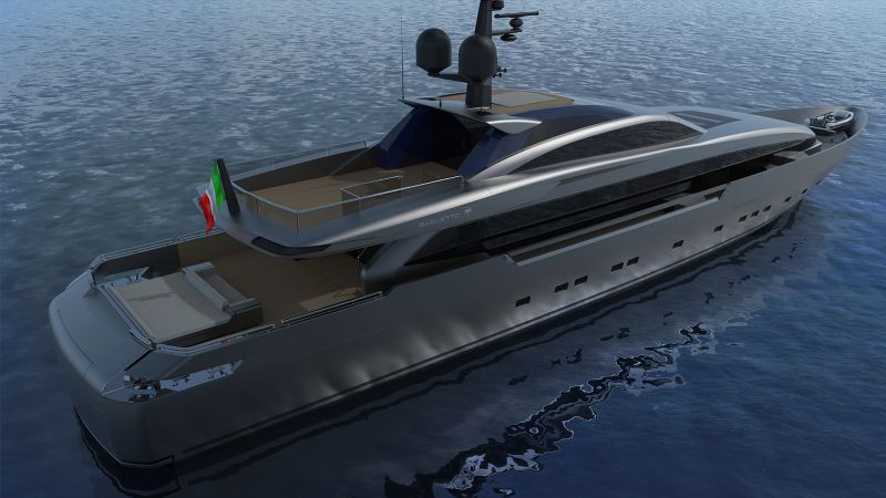 The Upcoming 43M Fast HT: Inside The New Baglietto Luxury Yacht luxury yacht The Upcoming 43M Fast HT: Inside The New Baglietto Luxury Yacht The Upcoming 43M Fast HT Inside The New Baglietto Luxury Yacht 2
