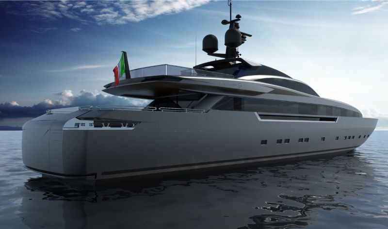 The Upcoming 43M Fast HT: Inside The New Baglietto Luxury Yacht luxury yacht The Upcoming 43M Fast HT: Inside The New Baglietto Luxury Yacht The Upcoming 43M Fast HT Inside The New Baglietto Luxury Yacht 3