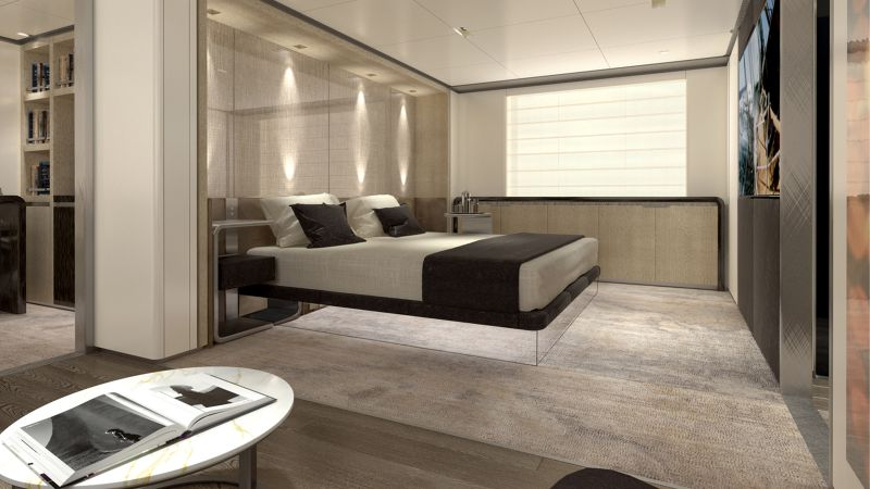 The Upcoming 43M Fast HT: Inside The New Baglietto Luxury Yacht luxury yacht The Upcoming 43M Fast HT: Inside The New Baglietto Luxury Yacht The Upcoming 43M Fast HT Inside The New Baglietto Luxury Yacht 9