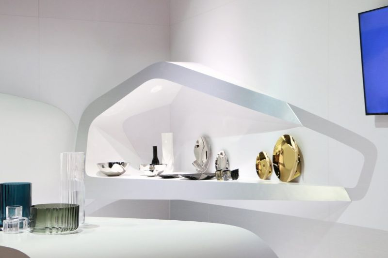 10 Luxury Furniture Brands To Visit During Maison Et Objet 2020 maison et objet 10 Luxury Furniture Brands To Visit During Maison Et Objet 2020 ZAHA HADID DESIGN