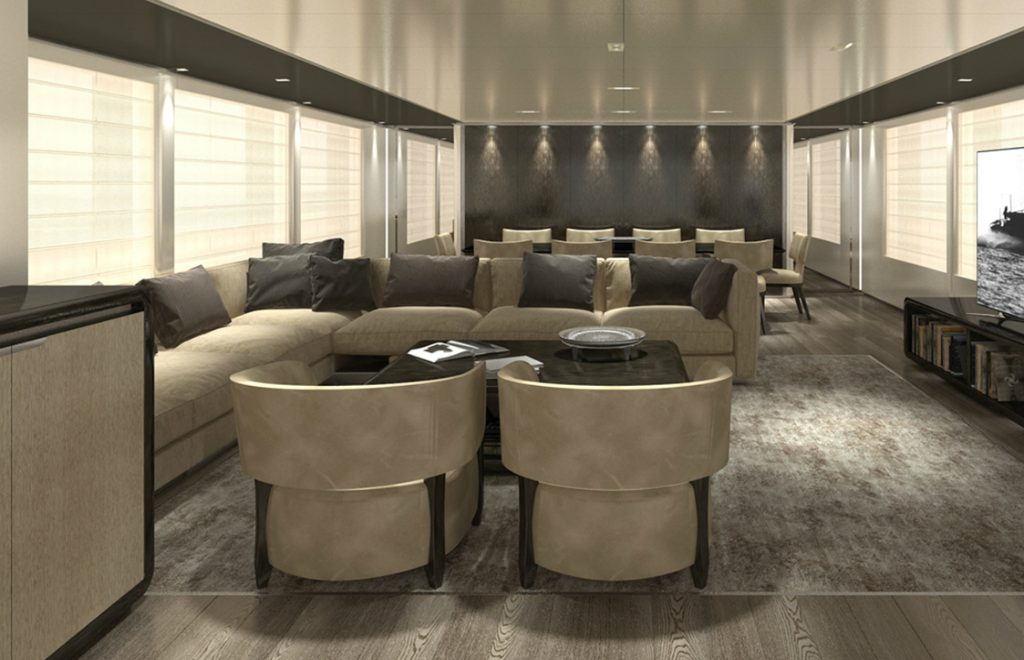 The Upcoming 43M Fast HT: Inside The New Baglietto Luxury Yacht