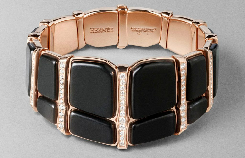 The Feeling Of Bright Darkness: «Black To Light» Jewels By Hermès