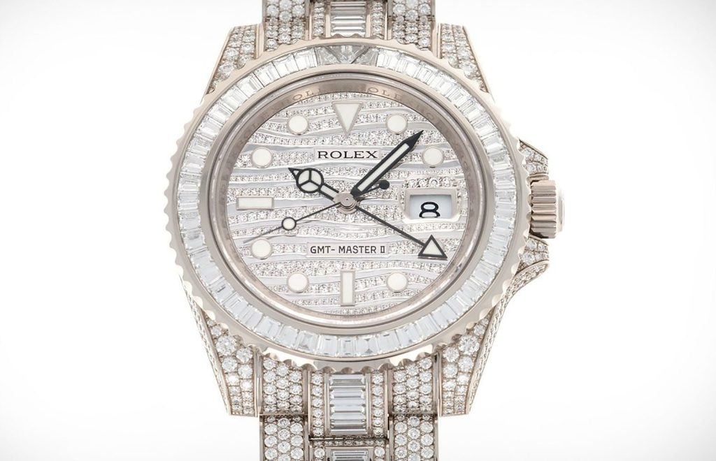 Rolex's GMT Master Ice: Cristiano Ronaldo's Most Expensive Timepiece