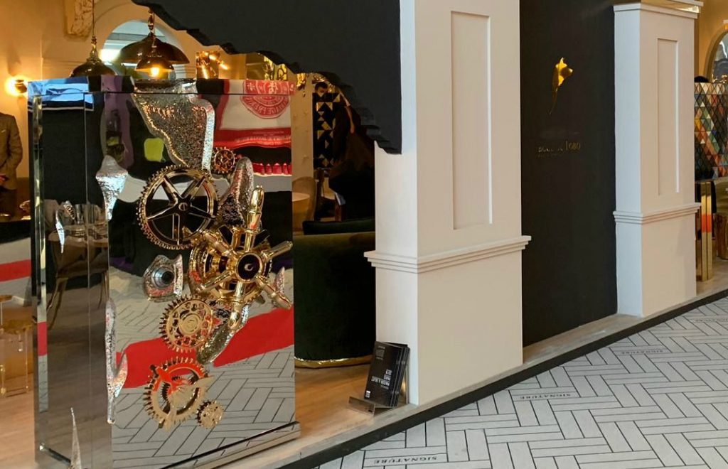 Maison et Objet 2020: Discover Some Luxury Safes By High-End Brands