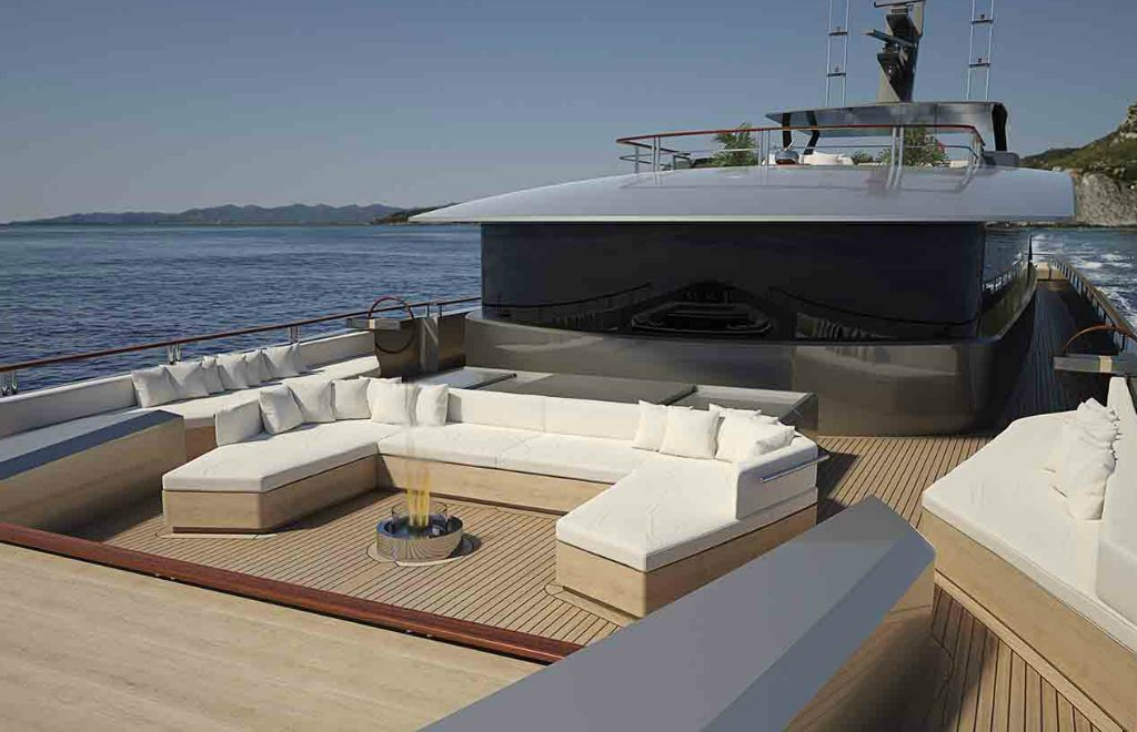 Tankoa TLV62: A New Superyacht Concept, An Outdoor Playground On Water