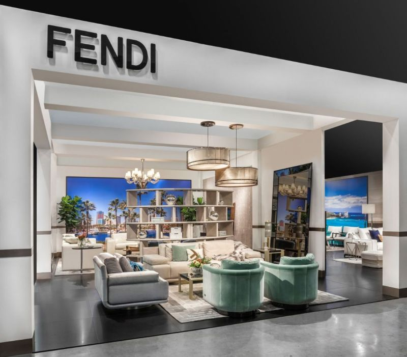 10 Luxury Furniture Brands To Visit During Maison Et Objet 2020 maison et objet 10 Luxury Furniture Brands To Visit During Maison Et Objet 2020 fendi