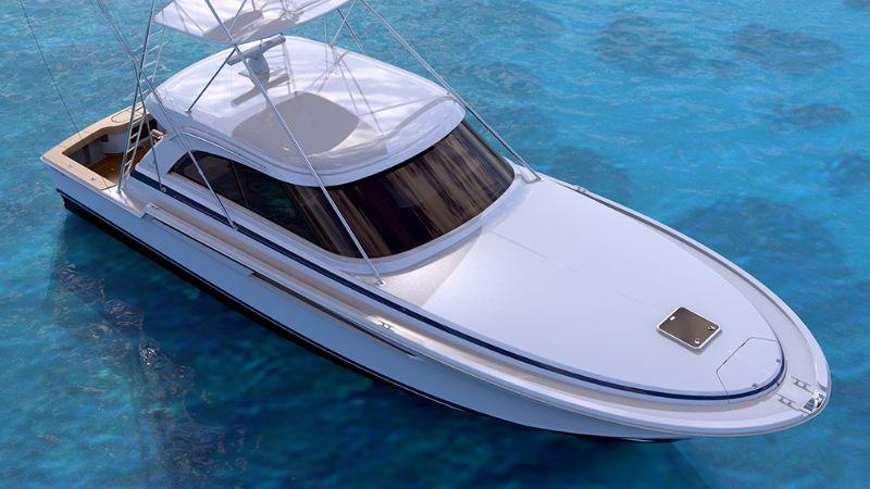 2020 Miami Yacht Show Highlights: The 10 Best Modern Superyachts miami yacht show 2020 Miami Yacht Show Highlights: The 10 Best Modern Superyachts Bertram 50 Express   52 Feet