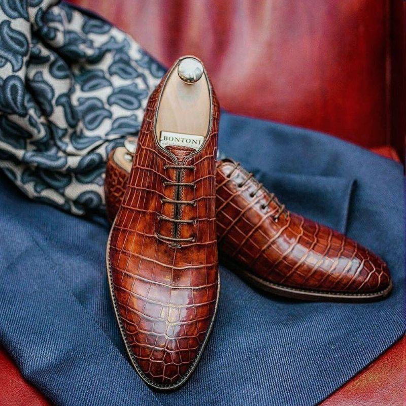italian shoes brands Made In Italy: The 10 Most Expensive Italian Shoes Brands For Men Bontoni 6