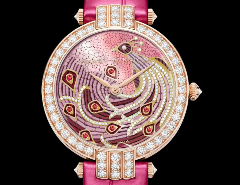 Harry Winston's New Timepieces: Fine And Marvelous Mosaic Watches harry winston Harry Winston's New Timepieces: Fine And Marvelous Mosaic Watches Harry Winstons New Timepieces Fine And Marvelous Mosaic Watches 2