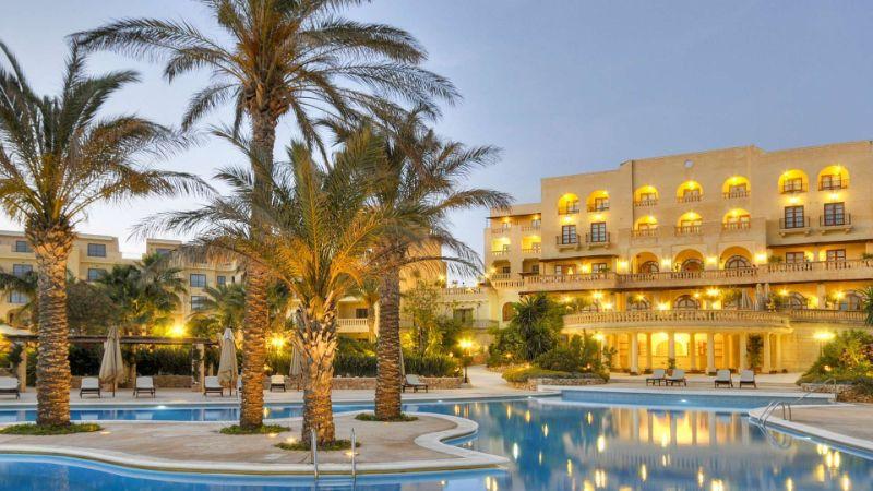 Where History Happens: The Five Finest And Luxury Hotels In Malta luxury hotels in malta Where History Happens: The Five Finest And Luxury Hotels In Malta Kempinski Hotel San Lawrenz Malta 3