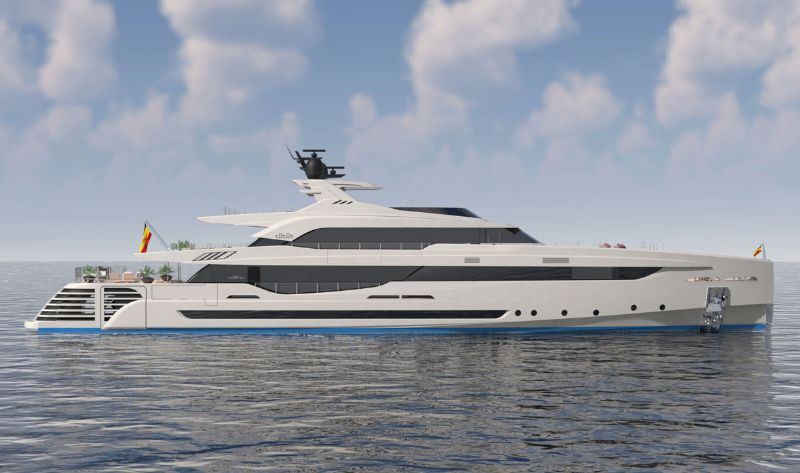 LeL, Florentia 52 & Vector 50: The New Three Superyachts By Rossinavi superyachts LeL, Florentia 52 & Vector 50: The New Three Superyachts By Rossinavi Lel