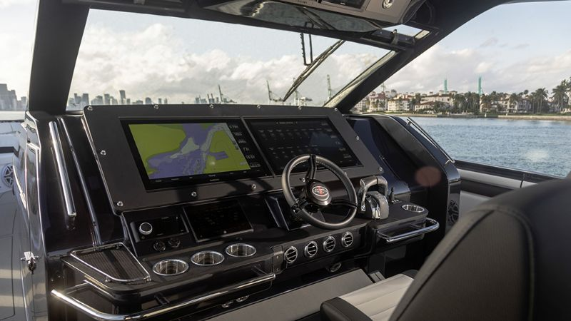 Mercedes-AMG x Cigarette Racing Powerboat: A Boat & Car Collaboration racing powerboat Mercedes-AMG x Cigarette Racing Powerboat: A Boat & Car Collaboration Mercedes AMG x Cigarette Racing Powerboat A Boat Car Collaboration 8
