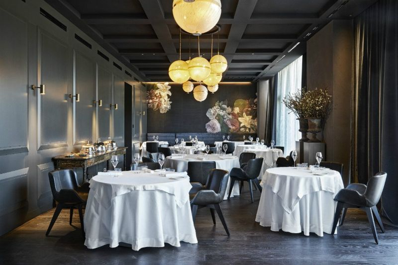 The 5 Best Restaurants In Milan For Luxury Design Lovers best restaurants in milan The 5 Best Restaurants In Milan For Luxury Design Lovers Morelli at Hotel Viu 2