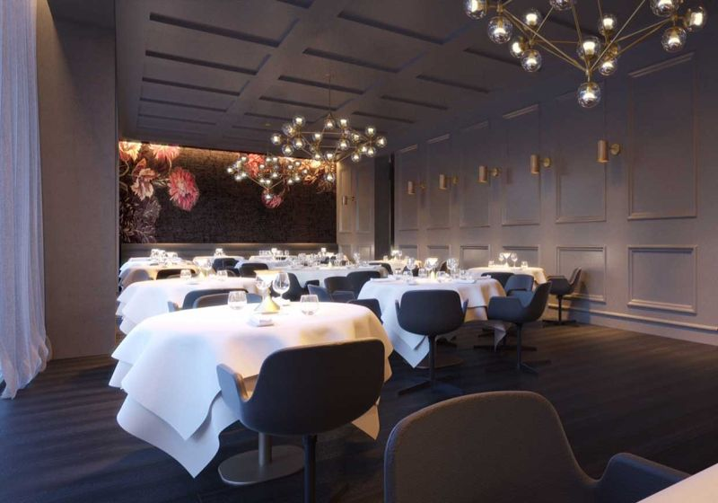 The 5 Best Restaurants In Milan For Luxury Design Lovers best restaurants in milan The 5 Best Restaurants In Milan For Luxury Design Lovers Morelli at Hotel Viu 3