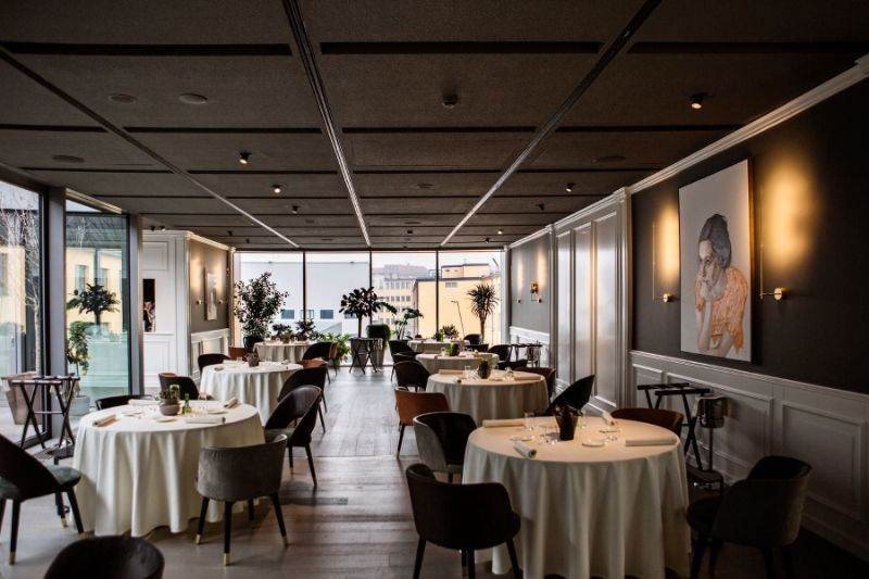 The 5 Best Restaurants In Milan For Luxury Design Lovers best restaurants in milan The 5 Best Restaurants In Milan For Luxury Design Lovers Mudec Restaurant 3