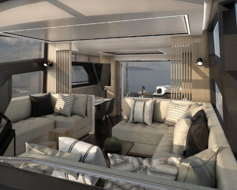 The New Pearl 62 Yacht Design: A Modern Sea Sanctuary By Kelly Hoppen kelly hoppen The New Pearl 62 Yacht Design: A Modern Sea Sanctuary By Kelly Hoppen Pearl 62 yacht 3