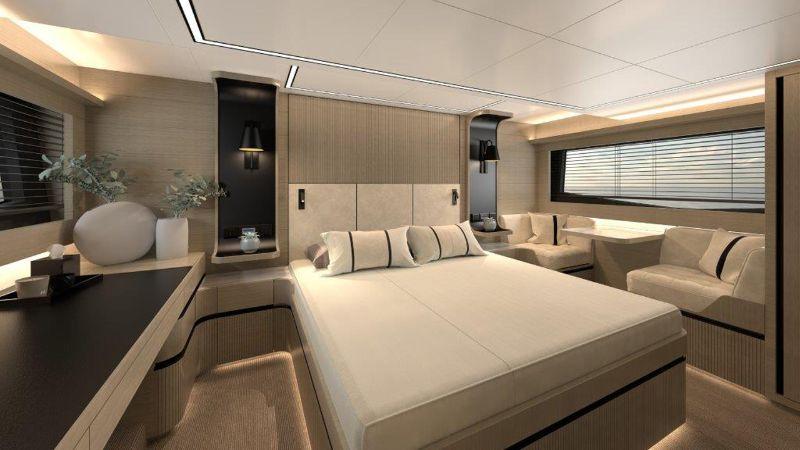 The New Pearl 62 Yacht Design: A Modern Sea Sanctuary By Kelly Hoppen kelly hoppen The New Pearl 62 Yacht Design: A Modern Sea Sanctuary By Kelly Hoppen Pearl 62 yacht 5
