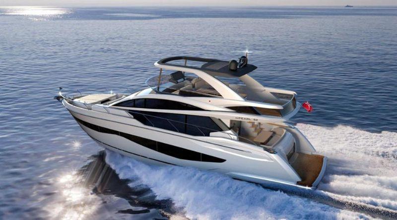 The New Pearl 62 Yacht Design: A Modern Sea Sanctuary By Kelly Hoppen kelly hoppen The New Pearl 62 Yacht Design: A Modern Sea Sanctuary By Kelly Hoppen Pearl 62 yacht 6