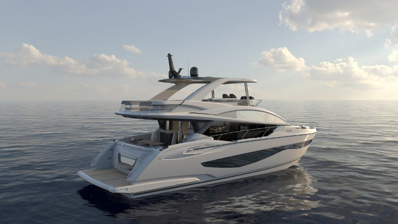 The New Pearl 62 Yacht Design: A Modern Sea Sanctuary By Kelly Hoppen kelly hoppen The New Pearl 62 Yacht Design: A Modern Sea Sanctuary By Kelly Hoppen Pearl 62 yacht 8