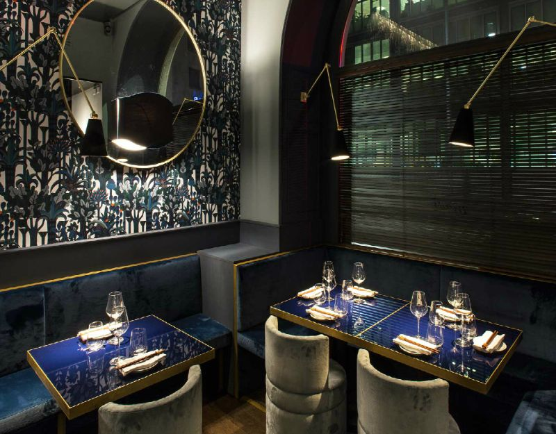 The 5 Best Restaurants In Milan For Luxury Design Lovers best restaurants in milan The 5 Best Restaurants In Milan For Luxury Design Lovers Ristorante Pacifico 1 1