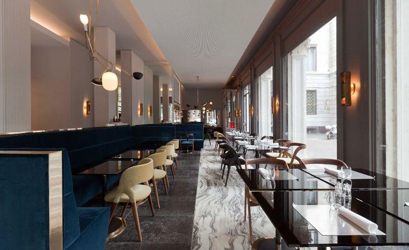 The 5 Best Restaurants In Milan For Luxury Design Lovers