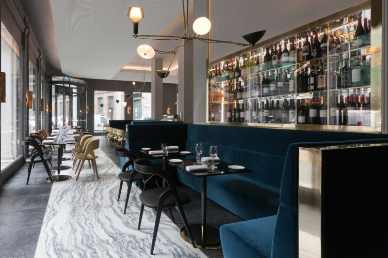 The 5 Best Restaurants In Milan For Luxury Design Lovers best restaurants in milan The 5 Best Restaurants In Milan For Luxury Design Lovers Ristorante Ta Milano 2