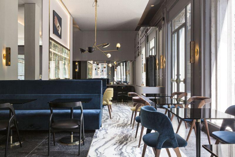 The 5 Best Restaurants In Milan For Luxury Design Lovers best restaurants in milan The 5 Best Restaurants In Milan For Luxury Design Lovers Ristorante Ta Milano 3