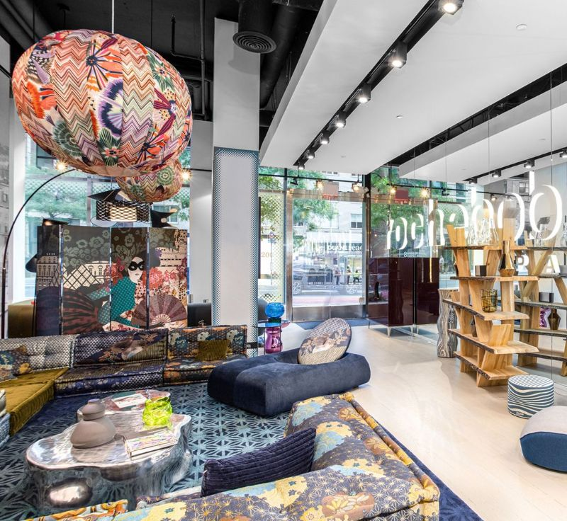 New York Exclusive Guide: The Top 5 Luxury Design Showrooms luxury design Luxury Design Inspirations From The City That Never Sleeps Roche Bobois 1
