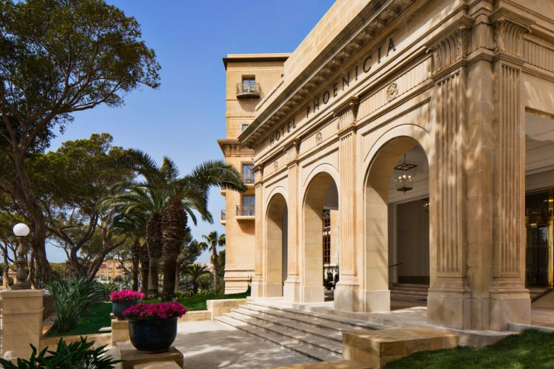 Where History Happens: The Five Finest And Luxury Hotels In Malta luxury hotels in malta Where History Happens: The Five Finest And Luxury Hotels In Malta The Phoenicia Malta 1