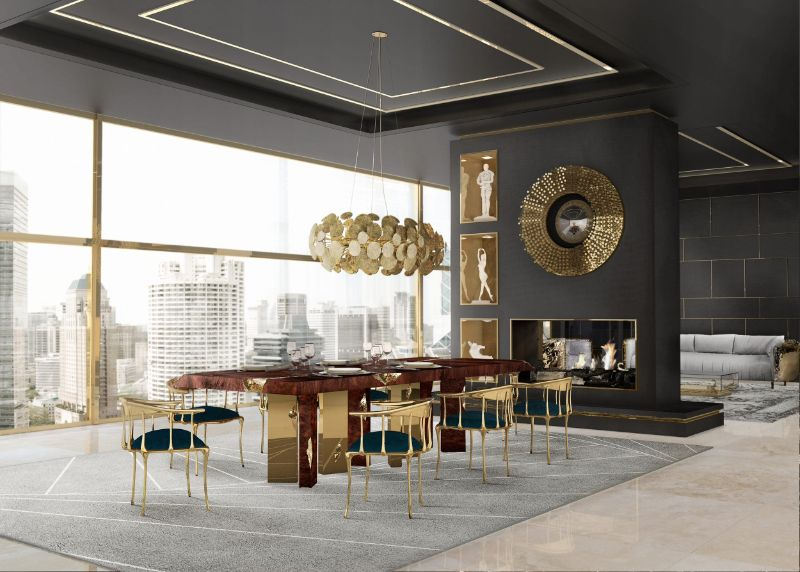 New York Exclusive Guide: The Top 5 Luxury Design Showrooms luxury design New York Exclusive Guide: The Top 5 Luxury Design Showrooms dining room ambience 01 design Covet NY: The Newest Design Showroom in Town is Ready to Welcome You dining room ambience 01
