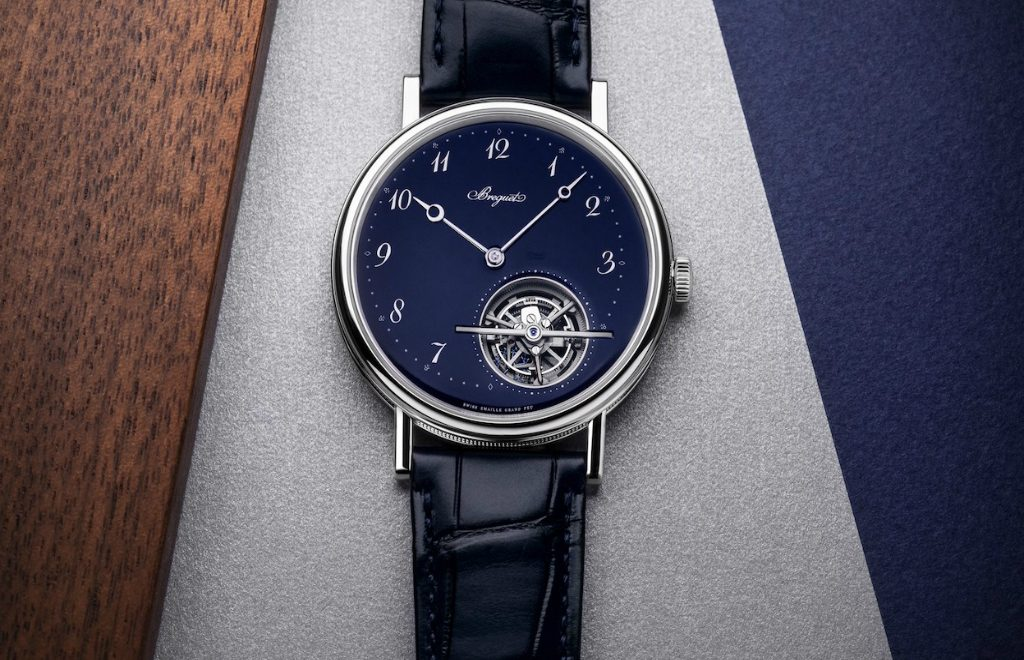 A Fine Craftsmanship Masterpiece: Discover The New Breguet's Timepiece