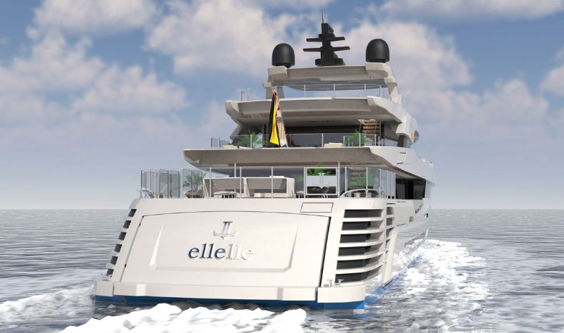 LeL, Florentia 52 & Vector 50: The New Three Superyachts By Rossinavi superyachts LeL, Florentia 52 & Vector 50: The New Three Superyachts By Rossinavi lel 1