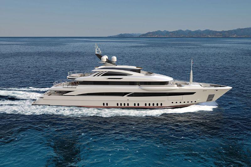LeL, Florentia 52 & Vector 50: The New Three Superyachts By Rossinavi superyachts LeL, Florentia 52 & Vector 50: The New Three Superyachts By Rossinavi rossinavi yacht FR039 florentia 1