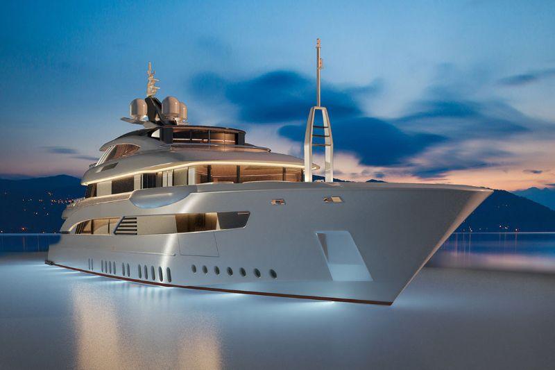 LeL, Florentia 52 & Vector 50: The New Three Superyachts By Rossinavi superyachts LeL, Florentia 52 & Vector 50: The New Three Superyachts By Rossinavi rossinavi yacht FR039 florentia 2