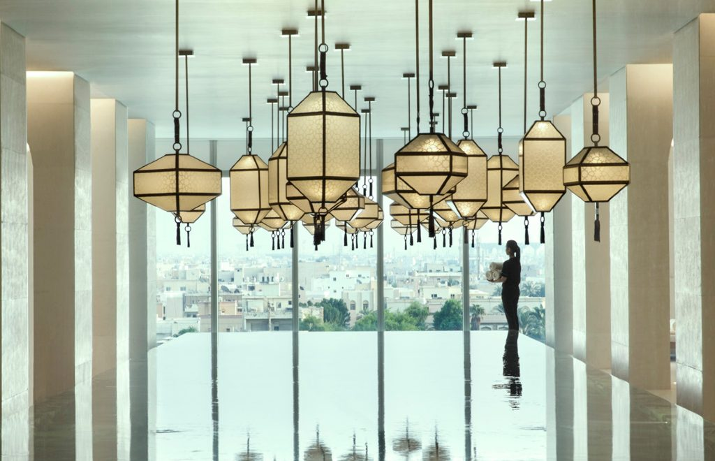 A Opulence Of Luxury and Beauty: A Hotel Design by Yabu Pushelberg