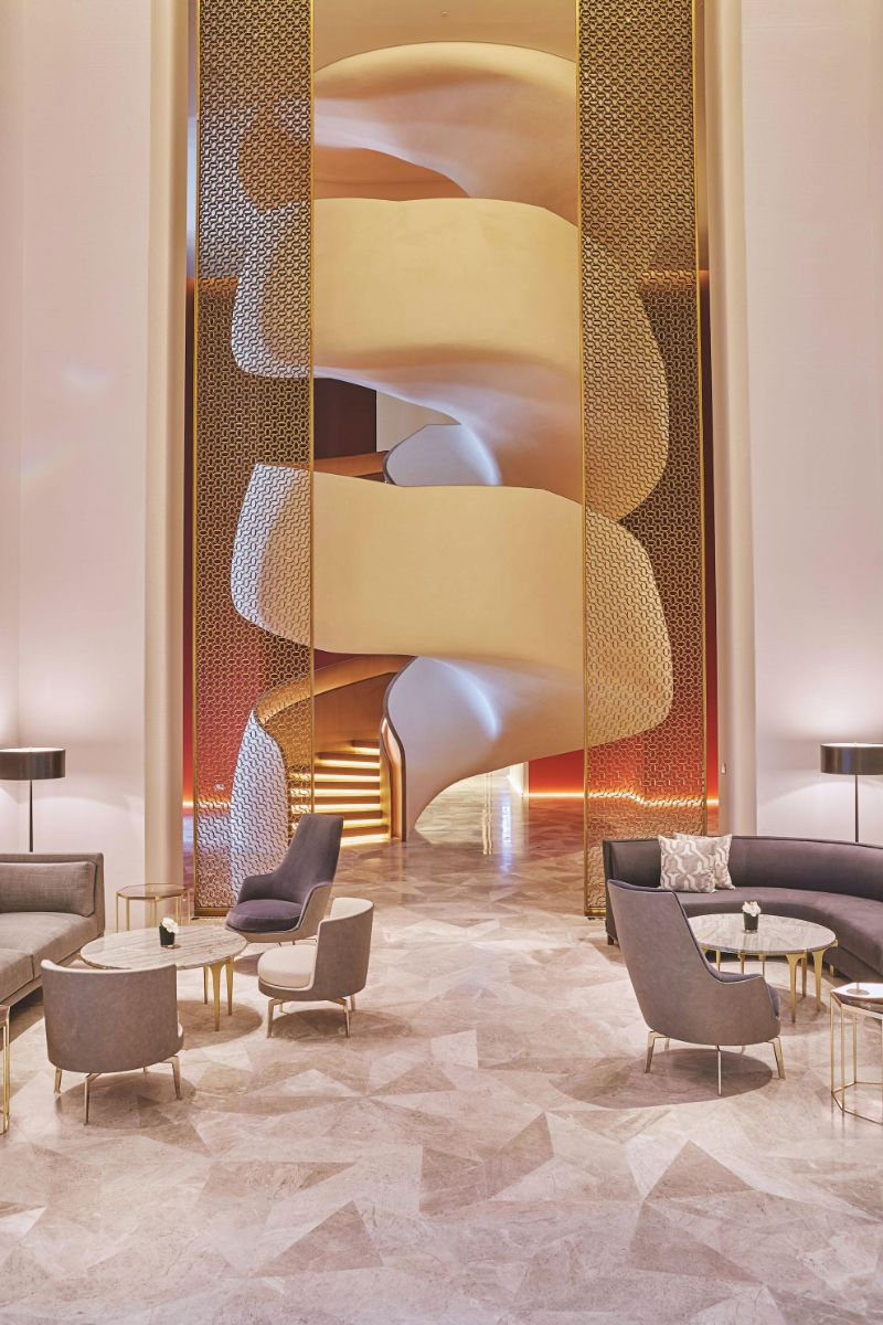 A Opulence Of Luxury and Beauty: A Hotel Design by Yabu Pushelberg yabu pushelberg A Opulence Of Luxury and Beauty: A Hotel Design by Yabu Pushelberg A Opulence Of Luxury and Beauty A Hotel Design by Yabu Pushelberg 6