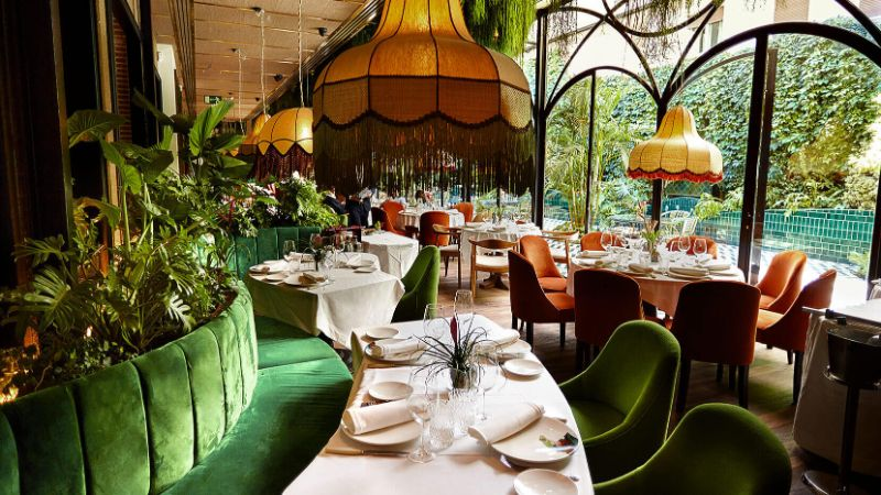 Dubai's Top 10 Luxury Restaurants For One Thousand and One Experiences luxury restaurants Dubai's Top 10 Luxury Restaurants For One Thousand and One Experiences Amazonico