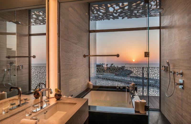 Five Impressive And Expensive Hotels Owned By High Fashion Brands expensive hotels Five Impressive And Expensive Hotels Owned By High Fashion Brands Bulgari Resort Residences Dubai Dubai UAE 3