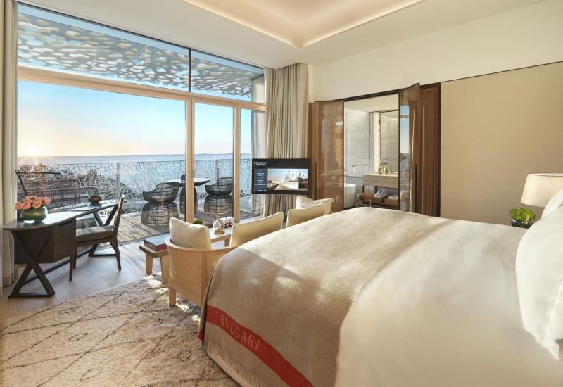Five Impressive And Expensive Hotels Owned By High Fashion Brands expensive hotels Five Impressive And Expensive Hotels Owned By High Fashion Brands Bulgari Resort Residences Dubai Dubai UAE 4