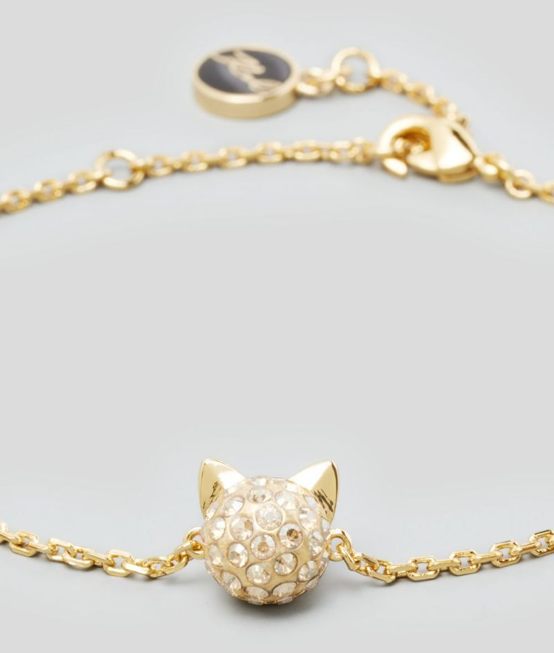 The Best Of Karl Lagerfeld's Design: The Most Supreme Jewerly Pieces karl lagerfeld The Best Of Karl Lagerfeld's Design: The Most Supreme Jewelry Pieces CRYSTAL CHOUPETTE BRACELET