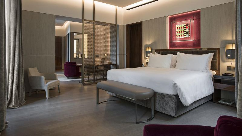 Five Impressive And Expensive Hotels Owned By High Fashion Brands expensive hotels Five Impressive And Expensive Hotels Owned By High Fashion Brands Fendi Private Suites Rome Italy 1
