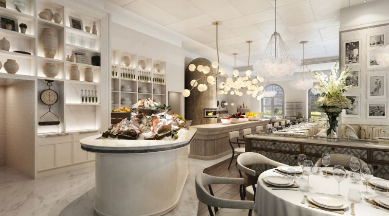 Dubai's Top 10 Luxury Restaurants For One Thousand and One Experiences luxury restaurants Dubai's Top 10 Luxury Restaurants For One Thousand and One Experiences Gaia