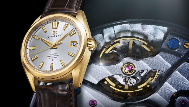 New High-End Timepieces By Grand Seiko: 60th Birthday's Highlights grand seiko New High-End Timepieces By Grand Seiko: 60th Birthday's Highlights Grand Seiko Hi Beat 36000 80 Hours 1