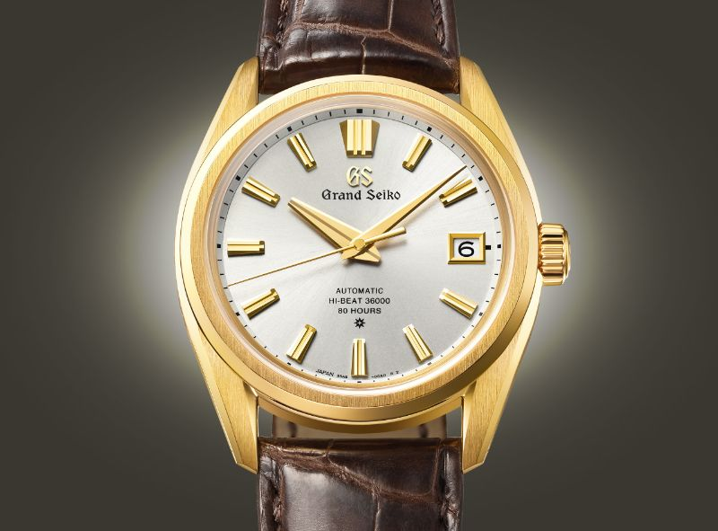 New High-End Timepieces By Grand Seiko: 60th Birthday's Highlights grand seiko New High-End Timepieces By Grand Seiko: 60th Birthday's Highlights Grand Seiko Hi Beat 36000 80 Hours 4