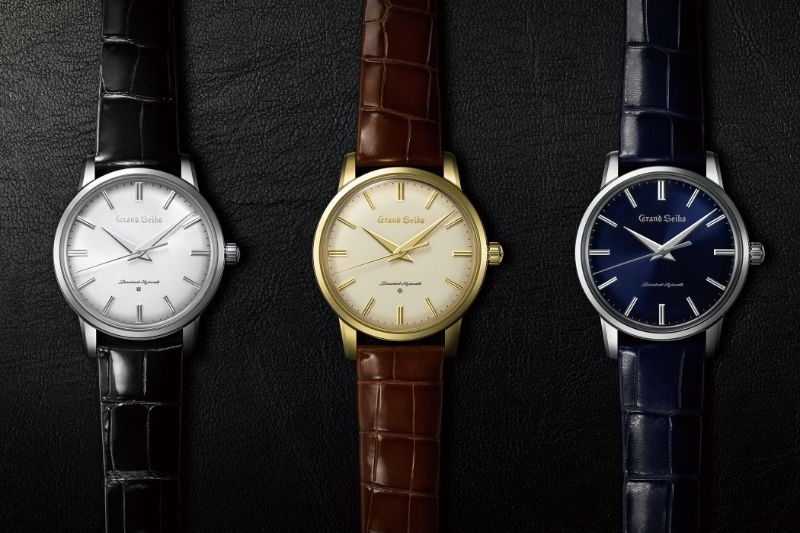 New High-End Timepieces By Grand Seiko: 60th Birthday's Highlights grand seiko New High-End Timepieces By Grand Seiko: 60th Birthday's Highlights Grand Seiko Re creation 1960 1