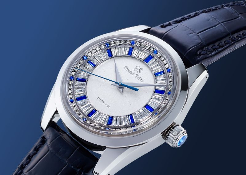 New High-End Timepieces By Grand Seiko: 60th Birthday's Highlights grand seiko New High-End Timepieces By Grand Seiko: 60th Birthday's Highlights Grand Seiko SBGD205 1