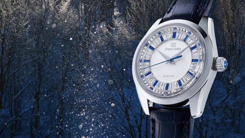 New High-End Timepieces By Grand Seiko: 60th Birthday's Highlights grand seiko New High-End Timepieces By Grand Seiko: 60th Birthday's Highlights Grand Seiko SBGD205 3