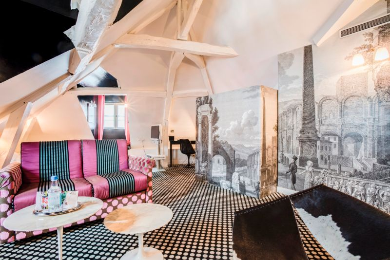 Five Impressive And Expensive Hotels Owned By High Fashion Brands expensive hotels Five Impressive And Expensive Hotels Owned By High Fashion Brands H  tel Petit Moulin Paris France 3