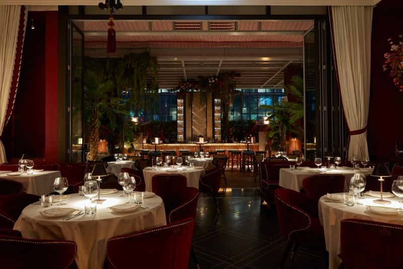 Dubai's Top 10 Luxury Restaurants For One Thousand and One Experiences luxury restaurants Dubai's Top 10 Luxury Restaurants For One Thousand and One Experiences Indochine