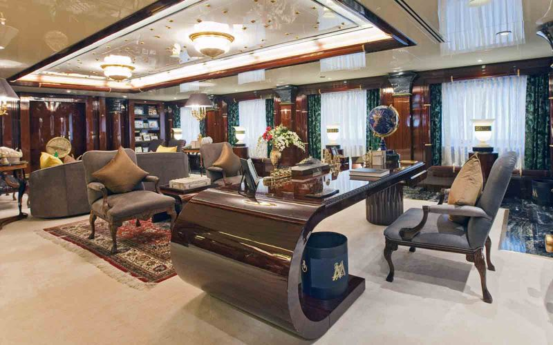 Inside Lady Moura Superyacht - A Great Mansion On The Water superyacht Inside Lady Moura Superyacht – A Great Mansion On The Water Inside Lady Moura Superyacht A Great Mansion On The Water 8